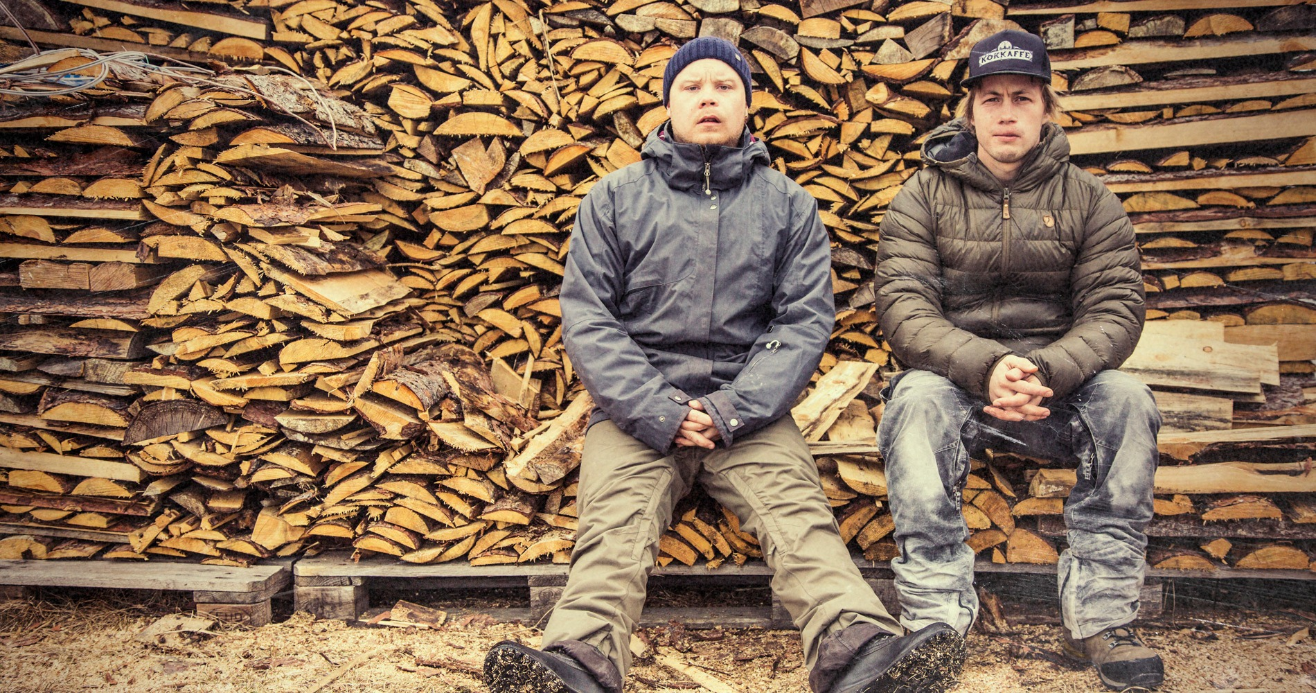Markus Lemke & Rolf Nylinder